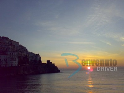Transfer to and from Amalfi Coast