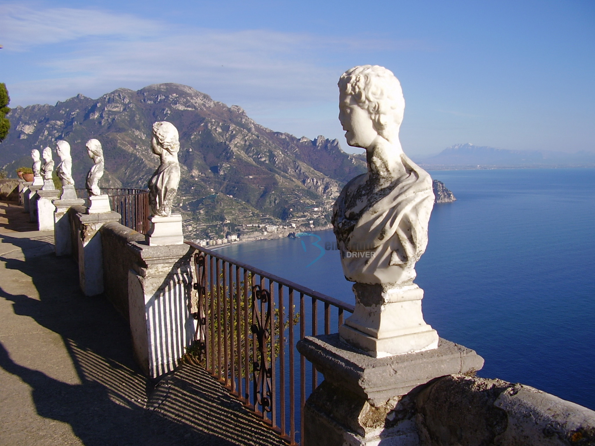 Ravello Car Tour Ravello Excursions Ravello Tours