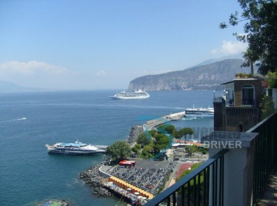 Transfer to and from Sorrento
